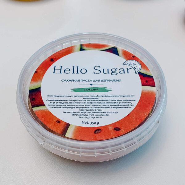 Средняя паста 350гр — Hello Sugar